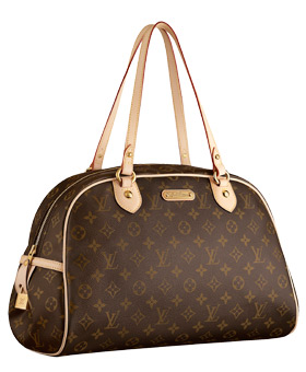 Louis Vuitton Monogram Canvas Montorgueil GM