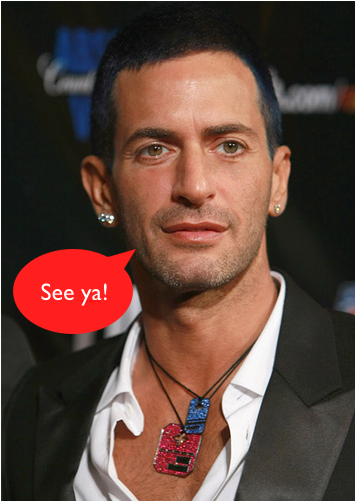 Marc Jacobs Leaving Louis Vuitton Soon